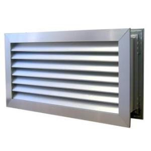 Вентиляционная решётка для двери