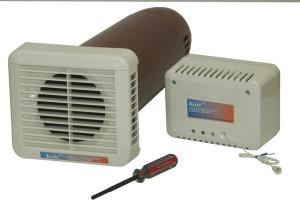 Система приточной вентиляции