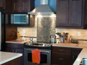 Кухонная вытяжка в квартире