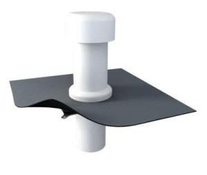 Принцип организации канализационной вентиляции