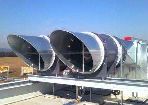 Промышленные вентиляторы дымозащиты