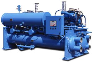 Водоохлаждаемый агрегат