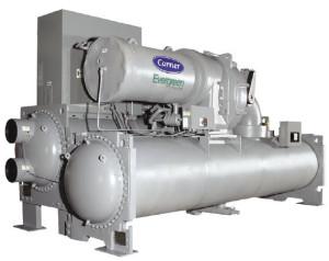 Промышленной устройство водоохлаждения