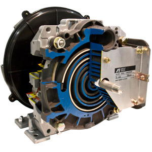Спираль компрессора