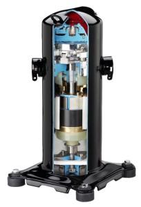 Конструкция агрегата с компрессором
