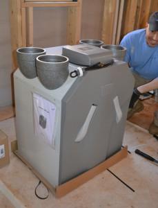 Подготовка агрегата к установке