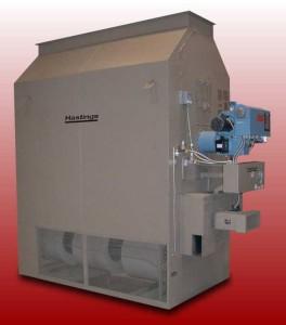 Нагревательно-вентиляционное оборудование