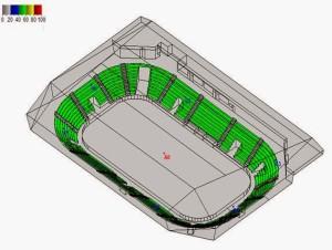 Проектирование ледовой арены
