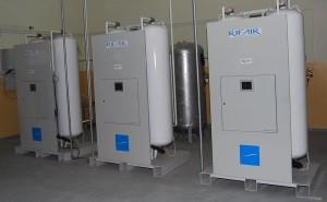 Генераторы кислорода в промышленности