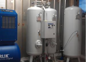 Кислородный генератор установлен