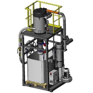Промышленная система очистки воздуха