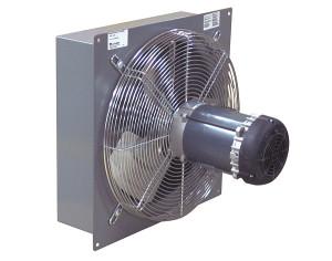 Квадратная форма вентилятора