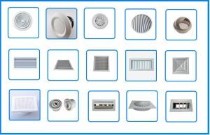 Анемостат для вентиляции: описание, предназначение и виды